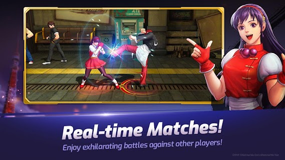 Screenshot 4: The King of Fighters ALLSTAR | Global