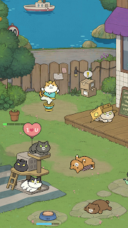 Screenshot 1: Gatos fantásticos