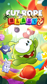 Screenshot 1: Cut the Rope: BLAST