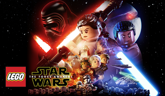 Screenshot 1: LEGO® Star Wars™: TFA