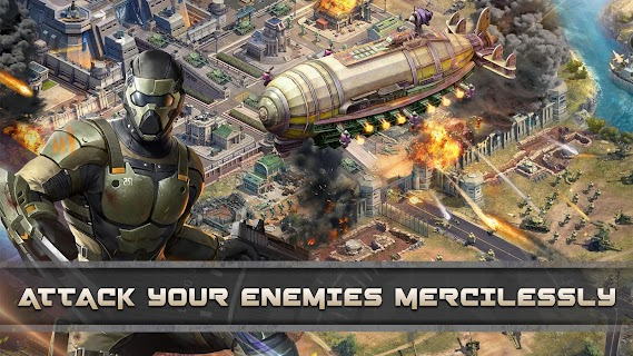 Screenshot 2: Z Day: Hearts of Heroes | MMO Strategy War