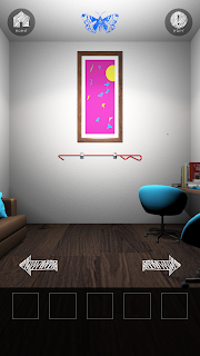 Screenshot 2: 10分で脱出ゲーム Apartment Metamorphose