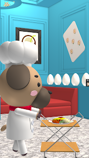 Screenshot 2: Animal Restaurant -EscapeGame-