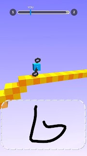 Screenshot 4: Draw Climber