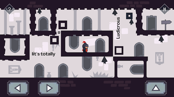 Screenshot 4: Tricky Castle