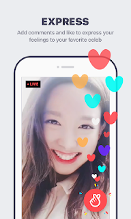 Screenshot 3: Vlive