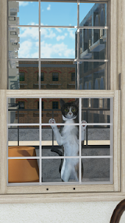 Screenshot 4: Escape Game:Cats in Italy