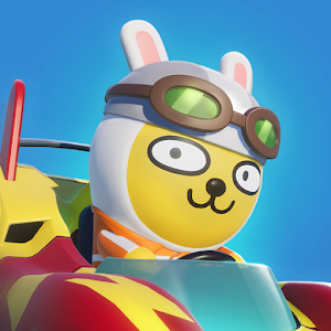 Icon: Friends Racing for kakao