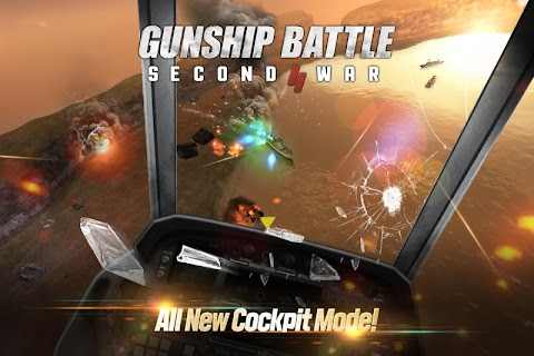 Screenshot 3: GUNSHIP BATTLE: SECOND WAR