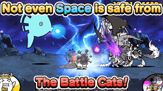 Screenshot 4: The Battle Cats | Inglês