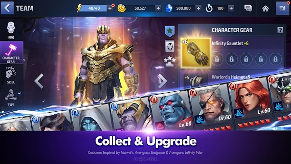 Screenshot 3: MARVEL Future Fight | Global