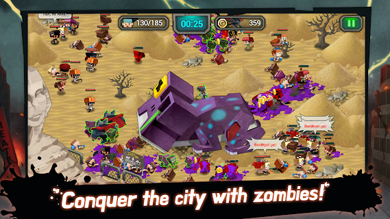 Screenshot 4: Drop The Zombie
