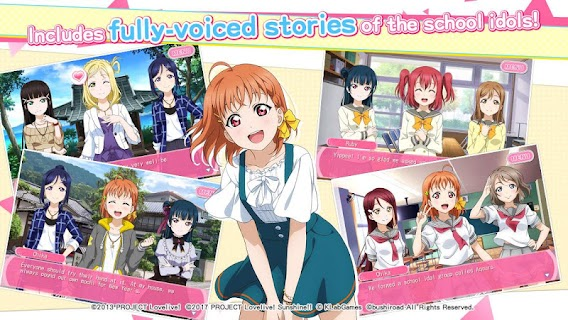 Screenshot 3: Love Live! School Idol festival | Anglais