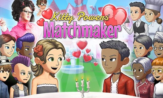 Screenshot 1: Kitty Powers Matchmaker