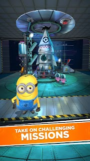 Screenshot 4: Minion Rush