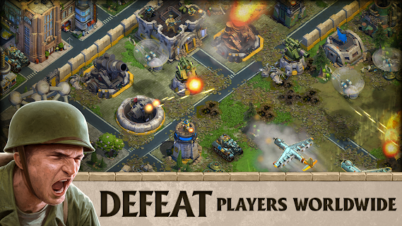 Screenshot 2: DomiNations | อังกฤษ
