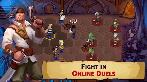 Screenshot 4: Braveland Heroes