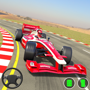 Icon: Top Speed Formula Car Racing: New Car Games 2020