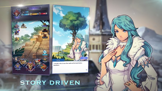 Screenshot 4: Leturn - RPG Tower Defense of Magic