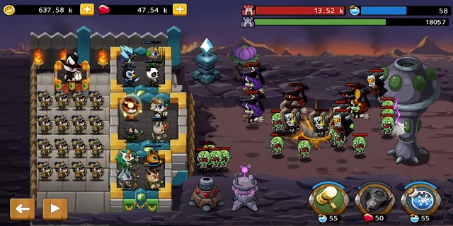 Screenshot 3: Castle Defense King