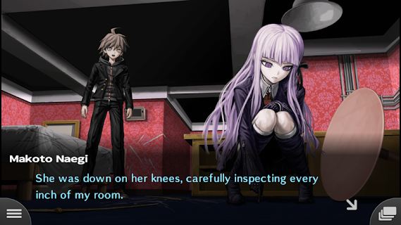 Screenshot 2: Danganronpa: Trigger Happy Havoc Anniversary Editi