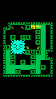 Screenshot 2: Tomb of the Mask: Color