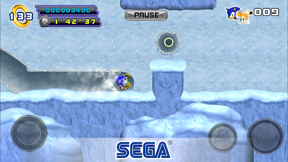 Screenshot 3: Sonic The Hedgehog 4 Episode II