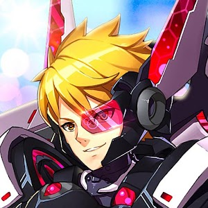 Icon: Blade & Wings: 3D Fantasy Anime of Fate & Legends
