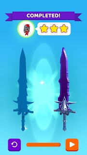 Screenshot 4: Sword Maker