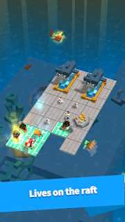 Screenshot 4: Idle Arks: Build at Sea