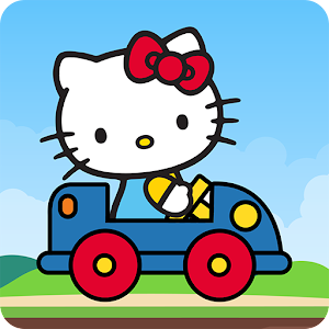 Icon: Hello Kitty juego de aventura de carreras