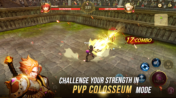 Screenshot 4: World of Dragon Nest (WoD)