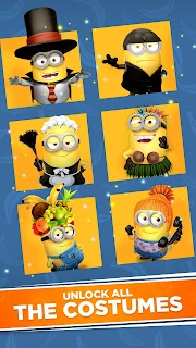 Screenshot 2: Minion Rush