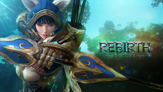 Screenshot 1: Rebirth online