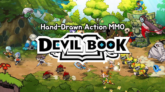 Screenshot 1: Devil Book | English