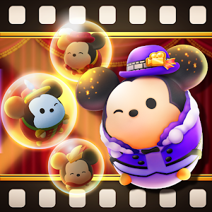 Icon: Disney Tsum Tsum Land | Japonês