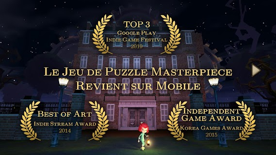 Screenshot 1: ROOMS: The Toymaker's Mansion - GRATUIT