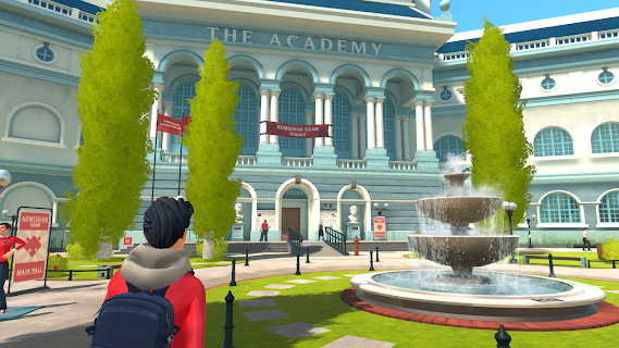 Screenshot 2: The Academy: The First Riddle