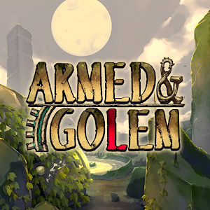 Icon: RPG Armed and Golem