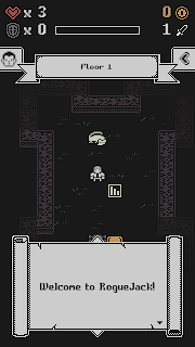 Screenshot 2: RogueJack
