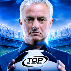 Icon: Top Eleven 2019 -  Be a soccer manager