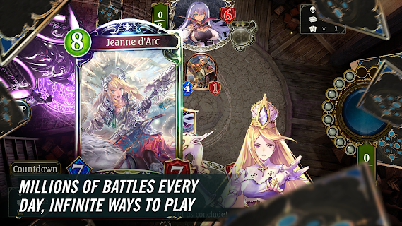Screenshot 2: Shadowverse | Global