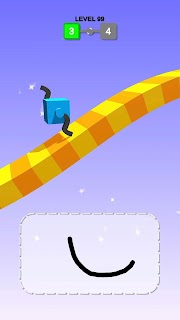 Screenshot 1: Draw Climber