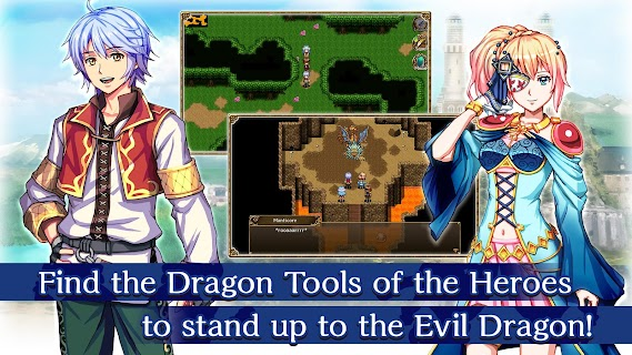 Screenshot 1: RPG Liege Dragon - Free