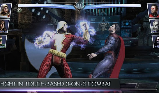 Screenshot 2: Injustice: Gods Among Us