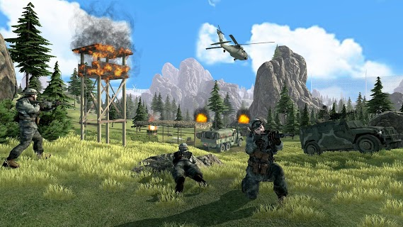 Screenshot 3: Free Fire Survival Battlegrounds 2: FPS Shooting