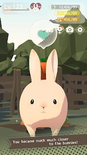 Screenshot 3: Bunny More Cuteness Overload