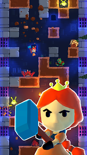Screenshot 1: Once Upon a Tower