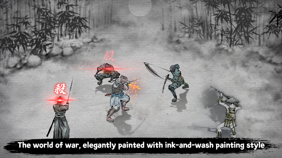Screenshot 1: Ronin: The Last Samurai
