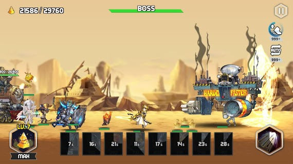 Screenshot 3: Elroi : Defense War